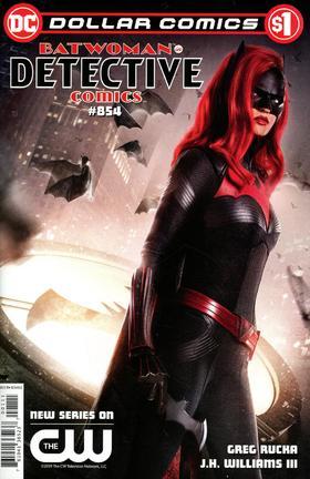 侦探漫画 蝙蝠女 Dollar Comics BatWoman Detective Comics #854