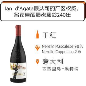 酿酒师佩特纳红葡萄酒2014 I Vigneri di Salvo Foti 'Vinupetra' Etna Rosso 2014