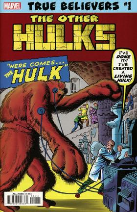 绿巨人 True Believers Hulk Other Hulks
