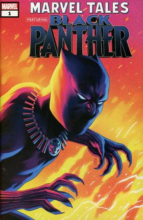 黑豹 Marvel Tales Black Panther