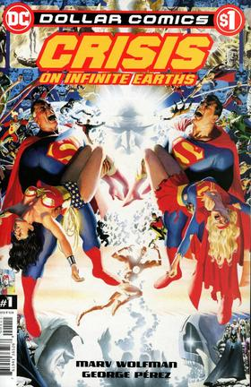 无限地球危机 Dollar Comics Crisis On Infinite Earths