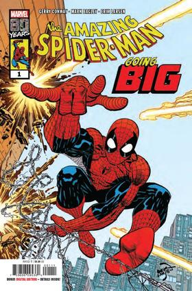 蜘蛛侠 Amazing Spider-Man Going Big