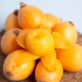 肉嫩多汁的云南高山枇杷 酸甜软滑 色泽金黄 果味浓香 产地现摘新鲜直达 3斤装/5斤装
