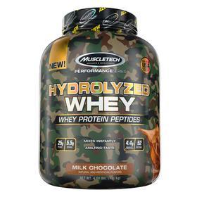 【快速增肌 】肌肉科技高性能水解乳清蛋白粉