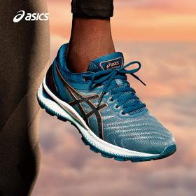 Asics 亚瑟士GEL-Nimbus 22 男款跑鞋 - 2020年最新款,顶级版缓震系