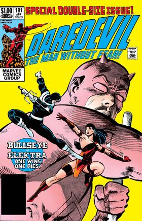 经典复刻 超胆侠 Daredevil #181 Facsimile Edition