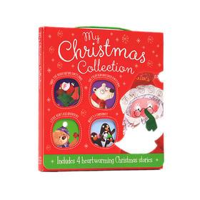 圣诞绘本 (全4册) 正版原版进口绘本