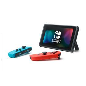 【全国同步预售】任天堂Nintendo Switch国行续航加强版|一机三玩| 12月10日全国统一顺丰包邮