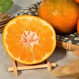 【精选】四川蒲江春见耙耙柑|丑橘汁多饱满 脆嫩无渣 香甜可口|5-8斤装小果中果大果【水果蔬菜】