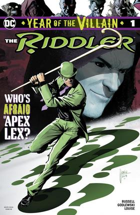 谜语人 Riddler Year Of The Villain