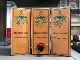饺子计划 Primitive Beer·远古酿造 1.5L纸盒单支装