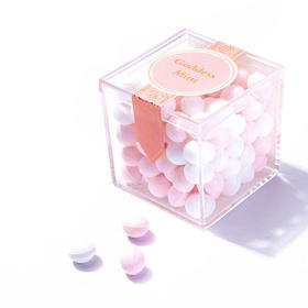 【无糖薄荷 清新健康】金叹花香综合含片80g接吻糖香体约会口气清新口臭薄荷糖糖果