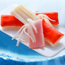 【火锅节】蟹柳棒500g丨仅限主城区丨12号按订单顺序配送