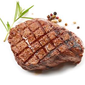 【精选】胜欧眼肉牛扒|选用澳洲,南美洲眼肉牛肉,精挑细切而成,营养丰富,鲜嫩美味,香味浓郁爽口|100g每片【生鲜熟食】