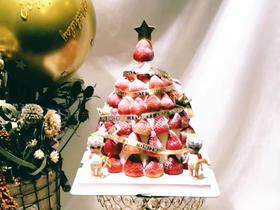 【圣诞节】新品·圣诞草莓树
