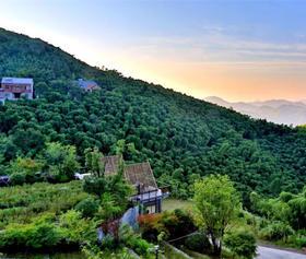 【湖州•莫干山】原界见山禅野民宿  超值自由行套餐