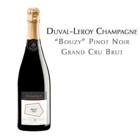 杜洛儿布兹园香槟 法国 Duval-Leroy Bouzy Grand Cru Pinot Noir France