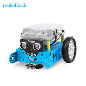 读者&makeblock mbot可编程机器人拼装积木儿童智能玩具scratch创客入门教育套装