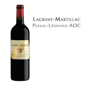 拉格夫马蒂红葡萄酒,法国佩萨克雷奥良AOC Lagrave-Martillac  Rouge, France Pessac-Léognan AOC