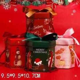 圣诞苹果天水花牛苹果 礼盒装顺丰包邮