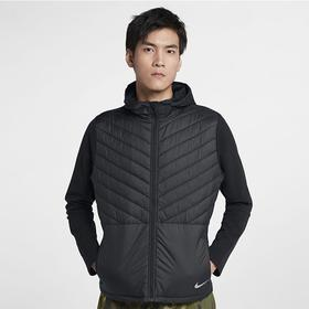 【特价】Nike耐克 男款连帽运动外套 - 薄棉舒适,保暖防风
