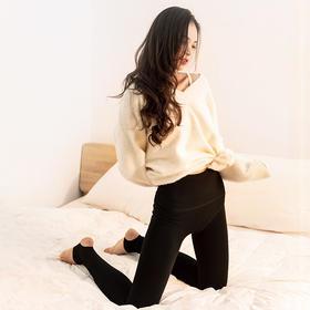 万物之本暖宫纤体裤袜丨暖宫抗寒,加绒收腰打底裤