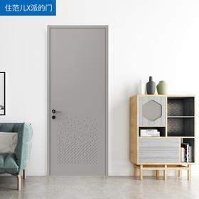 派的门 室内门卧室门房门 PVC-轻奢灰 MA-020
