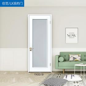 派的门  室内油漆门-YX007B+PD022