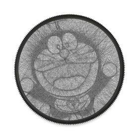 琥珀线绳画——哆啦a梦