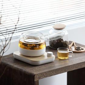 【为思礼】鸣盏 多功能养生煮茶器 养生壶 煮茶花果茶煮粥