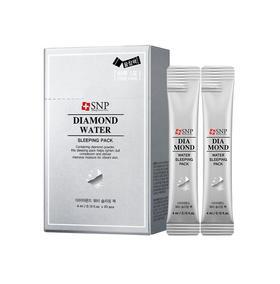 韩国SNP钻石水分睡眠面膜4ml*20