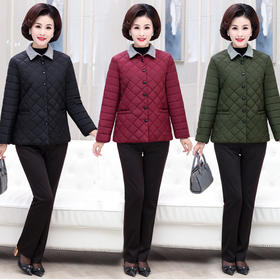 AHM-xdfs18018新款时尚冬装轻薄小棉衣外套TZF