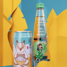 【买5赠1】冰小青·七日密语梅酒&龙米家稻花香 彩色生活(8罐装)