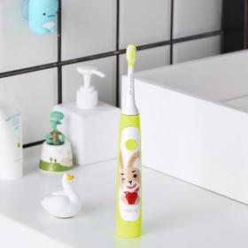 素士C1儿童电动牙刷 | 专为6岁以上儿童设计,轻柔贴心呵护