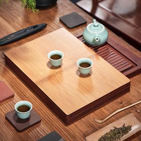 竹+厚泽茶台 | 为你空出一方清净,像文人雅士一样品茶
