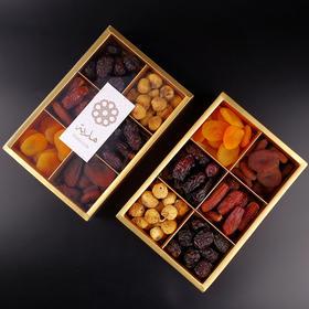 阳光果盒—精选3个国家6种特产。自用品尝,探亲送礼。