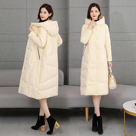 XN-HRYZ6692B8新款韩版时尚白鸭绒羽绒服TZF