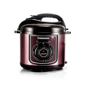 长虹电压力锅CYL-40E01J煮饭、焖肉/鸡、煲汤、煲粥、蹄筋等多功能  (巴奇索)