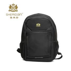 喜来登19年新款商务双肩大容量背包SHB190451  (巴奇索)