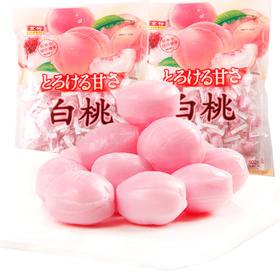 (新品)京特白桃水果硬糖500g