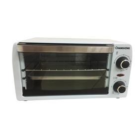 长虹电烤箱CKX-10J01红外线发热管,穿透力强,速热节能 10升  (巴奇索)