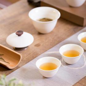 晓味窑结缘盖碗茶器套装XWY-J   (巴奇索)