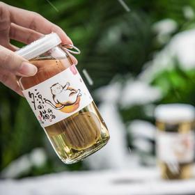 夕凉的猫梅子酒2瓶 出口日本大青梅,酸甜果香