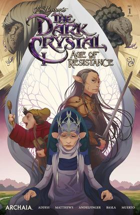 Jim Henson Dark Crystal Age Of Resistance