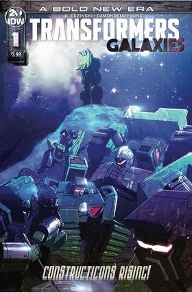 变形金刚 Transformers Galaxies