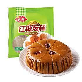 安井红糖发糕400g/袋