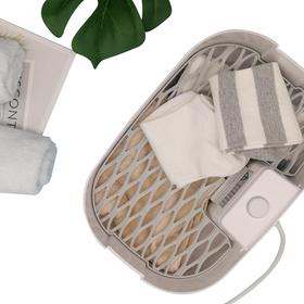 贴身衣物干衣盒:集杀菌、烘干、收纳为一体的神奇盒子
