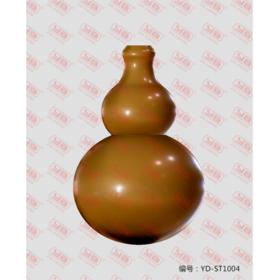YD-ST1004 葫芦三通 立体圆雕图纸