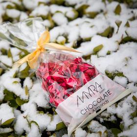 [MYRA扁桃仁提拉米苏味巧克力 代可可脂 预计2月1日起陆续发出]奶香浓厚又略带丝丝可可香苦味道 200g