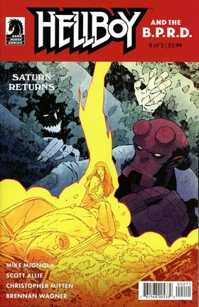 地狱男爵 Hellboy And The Bprd Saturn Returns